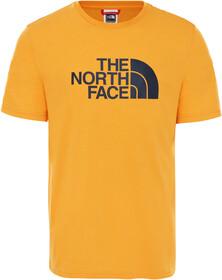 The North Face Herren Raglan S Dome Hoodie citrine yellow